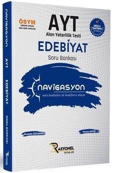 Navigasyon Yayınları AYT Edebiyat Navigasyon Soru Bankası