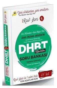 Rauf Şara 2021 DHBT Mücteba Tüm Adaylar Soru Bankası