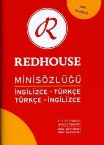 Redhouse Minisözlüğü İngilizce-Türkçe / Türkçe -İngilizce