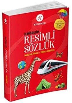 Redhouse Yayınları İlköğretim Resimli Sözlük