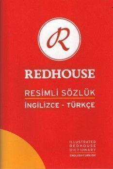 Redhouse Yayınları Resimli İngilizce Türkçe Sözlük