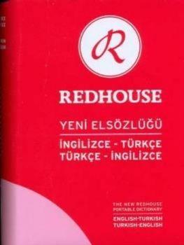 Redhouse Yeni Elsözlüğü İngilizce Türkçe - Türkçe İngilizce