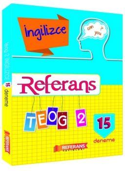 Referans 8. Sınıf TEOG 2 İngilizce 15 Deneme