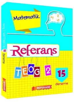 Referans 8. Sınıf TEOG 2 Matematik 15 Deneme