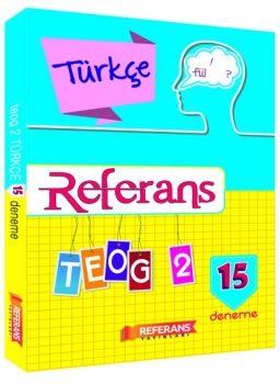 Referans 8. Sınıf TEOG 2 Türkçe 15 Deneme