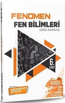 Referans Yayınları 6. Sınıf Fen Bilimleri FENOMEN Soru Bankası