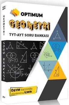 Referans Yayınları TYT AYT Geometri Optimum Soru Bankası