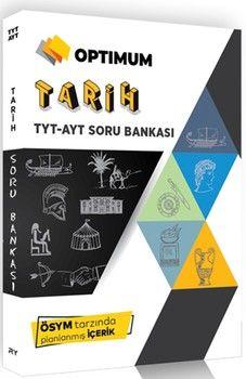 Referans Yayınları TYT AYT Tarih Optimum Soru Bankası
