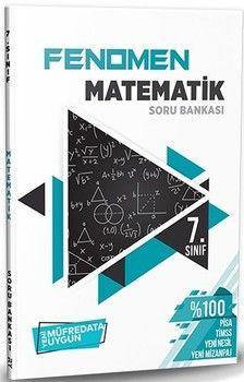 Referans Yayınları 7. Sınıf Matematik FENOMEN Soru Bankası