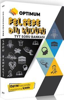 Referans Yayınları TYT Felsefe ve Din Kültürü ve Ahlak Bilgisi Optimum Soru Bankası