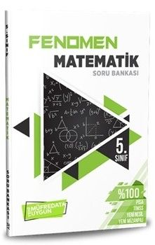 Referans Yayınları 5. Sınıf Matematik Soru Bankası