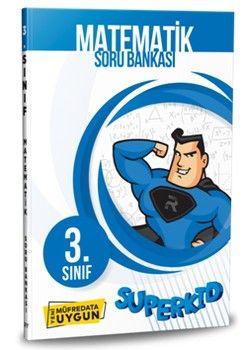 Referans Yayınları 3. Sınıf Matematik SUPERKID Soru Bankası
