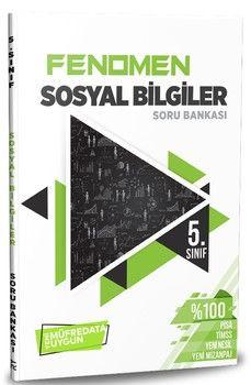Referans Yayınları 5. Sınıf Sosyal Bilgiler Fenomen Soru Bankası