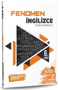 Referans Yayınları 6. Sınıf İngilizce Fenomen Soru Bankası
