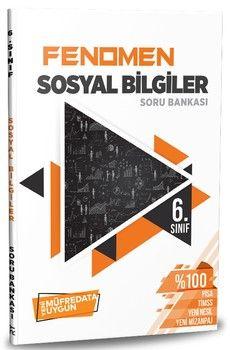 Referans Yayınları 6. Sınıf Sosyal Bilgiler Fenomen Soru Bankası