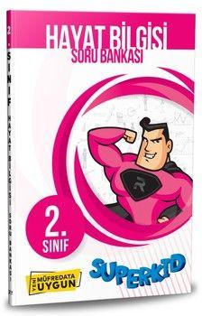 Referans Yayınları 2. Sınıf Hayat Bilgisi SuperKid Soru Bankası