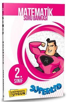 Referans Yayınları 2. Sınıf Matematik SuperKid Soru Bankası