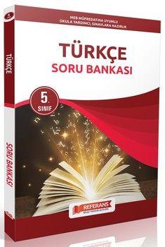 Referans Yayınları 5. Sınıf Türkçe Soru Bankası