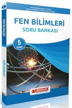 Referans Yayınları 5. Sınıf Fen Bilimleri Soru Bankası