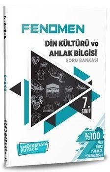 Referans Yayınları 7. Sınıf Din Kültürü ve Ahlak Bilgisi FENOMEN Soru Bankası