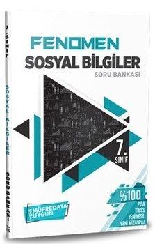 Referans Yayınları 7. Sınıf Sosyal Bilgiler FENOMEN Soru Bankası