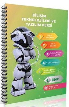 Referans Yayınları 6. Sınıf Bilişim Teknolojileri ve Yazılım Dersi