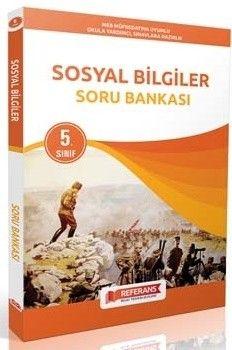 Referans Yayınları 5. Sınıf Sosyal Bilgiler Soru Bankası