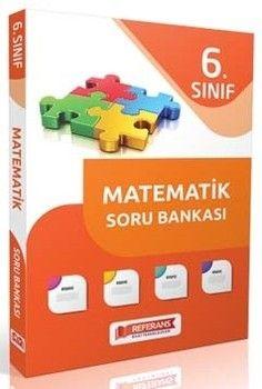 Referans Yayınları 6. Sınıf Matematik Soru Bankası