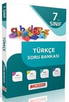 Referans Yayınları 7. Sınıf Türkçe Soru Bankası