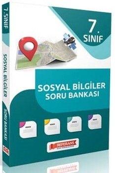 Referans Yayınları 7. Sınıf Sosyal Bilgiler Soru Bankası