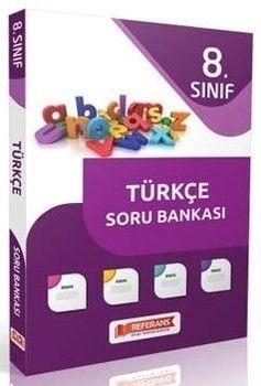Referans Yayınları 8. Sınıf Türkçe Soru Bankası