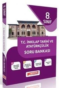 Referans Yayınları 8. Sınıf T.C. İnkılap Tarihi ve Atatürkçülük Soru Bankası