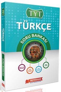 Referans Yayınları TYT Türkçe Soru Bankası