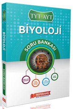 Referans Yayınları TYT AYT Biyoloji Soru Bankası