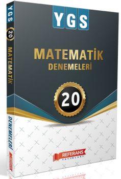 Referans Yayınları YGS Matematik 20 Deneme Sınavı