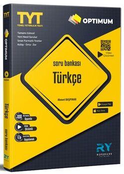 Referans Yayınları TYT Türkçe Optimum Soru Bankası