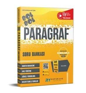 Referans Yayınları 8. Sınıf LGS Bol Bol Paragraf Tamamı Video Çözümlü Soru Bankası
