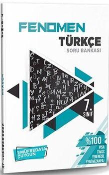 Referans Yayınları 7. Sınıf Türkçe FENOMEN Soru Bankası