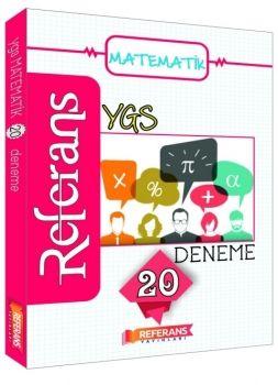 Referans YGS Matematik 20 Deneme