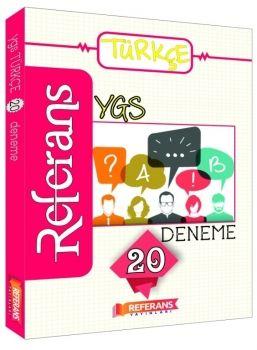 Referans YGS Türkçe 20 Deneme