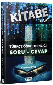 Rektör Yayınları ÖABT Kitabe Türkçe Öğretmenliği Soru Cevap Soru Bankası
