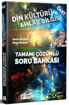 Rektör Yayınları ÖABT Din Kültürü ve Ahlak Bilgisi Tamamı Çözümlü Soru Bankası