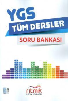 Ritmik Eğitim Yayınları YGS Tüm Dersler Soru Bankası