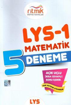 Ritmik Eğitim Yayınları LYS 1 Matematik 5 Deneme