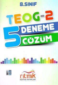 Ritmik Eğitim Yayınları 8. Sınıf TEOG 2 Çözümlü 5 Deneme
