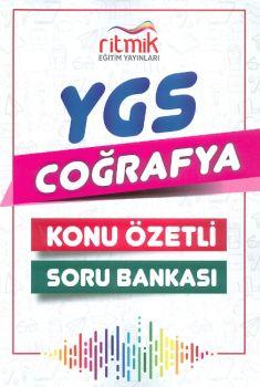 Ritmik Eğitim Yayınları YGS Coğrafya Konu Özetli Soru Bankası