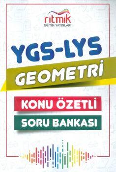 Ritmik Eğitim Yayınları YGS LYS Geometri Konu Özetli Soru Bankası