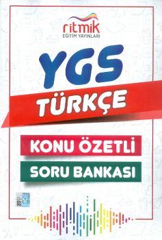 Ritmik Eğitim Yayınları YGS Türkçe Konu Özetli Soru Bankası