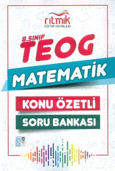Ritmik Eğitim Yayınları 8. Sınıf TEOG Matematik Konu Özetli Soru Bankası
