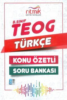 Ritmik Eğitim Yayınları 8. Sınıf TEOG Türkçe Konu Özetli Soru Bankası
